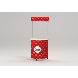 RED HITOVKA promo stolík
