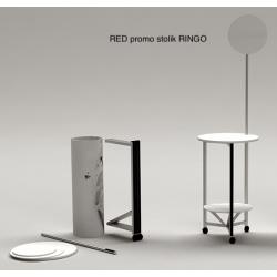 RED RINGO promo stolík