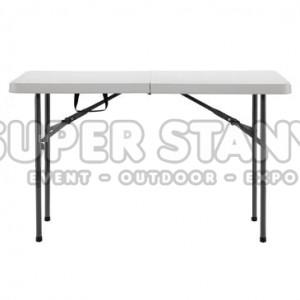Stôl skladací 122 HALF