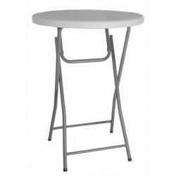 Stôl kokteilový /vysoký/ ROUND 80