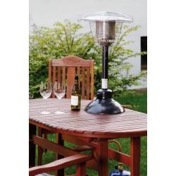 Ohrievač stolový záhradný (plyn) - čierny
