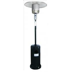 Ohrievač záhradný 13kW (plyn) - čierna/biela