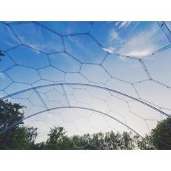 Structure CRYSTAL - priemer 3,6M / 4,5M